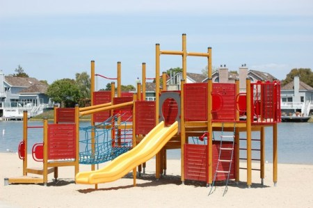 Discover New Places to Build Playgrounds