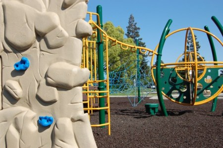 A Variety of Features at Shasta Park