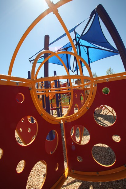 Provide and Exciting Space for Play