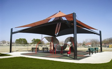 Shade Structures are Vital to Playground Safety